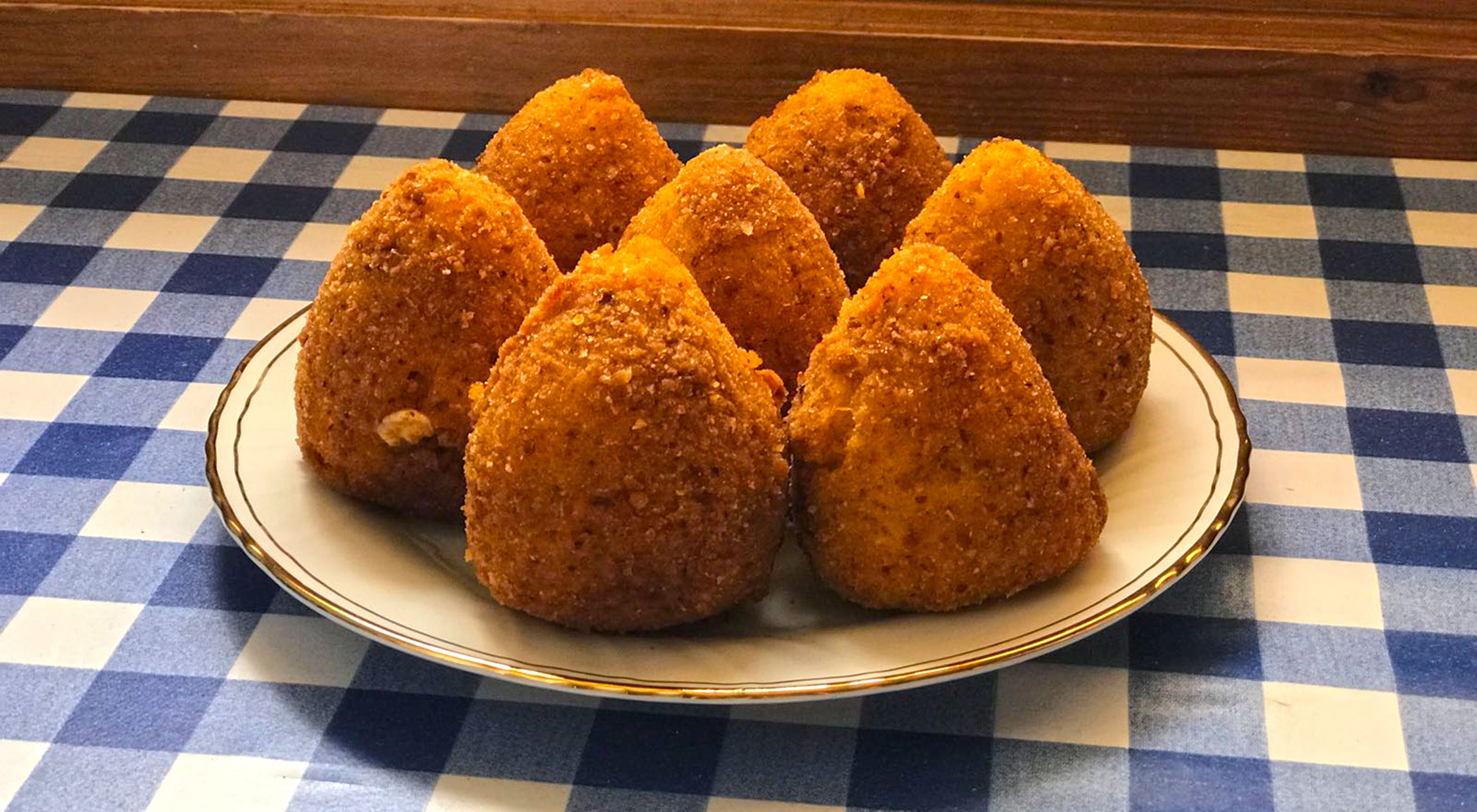 Gli Arancini by Anna's Kitchen - Homemade Pasta & Sicilian Food
